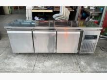[95成新] 七尺工作台冰箱/全藏臥式冰箱冰箱近乎全新