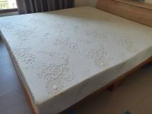 [95成新] 迪奧斯天然乳膠床墊 20CM雙人床墊近乎全新