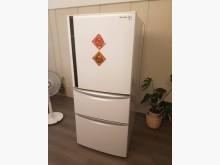 [8成新] 毅昌二手家具~國際牌變頻三門冰箱冰箱有輕微破損