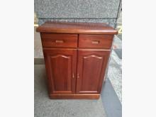 [8成新] 表面實木!!! 鞋櫃鞋櫃有輕微破損