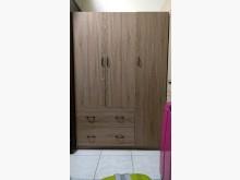 [8成新] 【搬家出清】Hopma 三門兩抽衣櫃/衣櫥有輕微破損