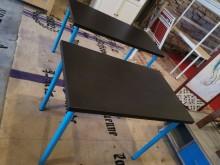 [8成新] IKEA經典款四尺書桌 工作桌書桌/椅有輕微破損
