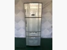 09014110三洋雙門二抽冰箱冰箱無破損有使用痕跡