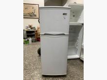 [7成新及以下] [中古]東元130L 小雙門冰箱冰箱有明顯破損