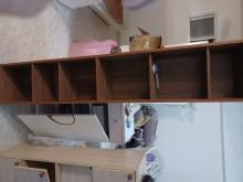 [9成新] 書櫃一個書櫃/書架無破損有使用痕跡