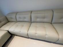 [95成新] Dante丹堤全牛皮電動沙發L型沙發近乎全新