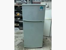 [7成新及以下] [中古]東元137L 小雙門冰箱冰箱有明顯破損