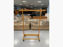 [9成新] B90521*實木吊衣架衣櫃/衣櫥無破損有使用痕跡