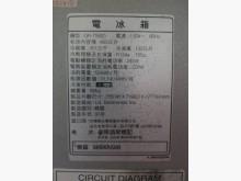 [8成新] LG大冰箱TR-G5820冰箱有輕微破損