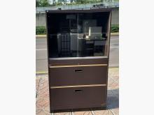 [9成新] 三合二手物流(文件理想鐵櫃)辦公櫥櫃無破損有使用痕跡