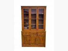 [全新] HM924BjC*全新香樟實木餐收納櫃全新