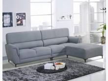 [全新] OZ923AJF*全新貓抓皮L型L型沙發全新