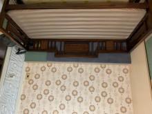 [9成新] 忍痛售出~古典羅漢床其它家具無破損有使用痕跡
