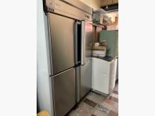[95成新] 高上{二手}4尺白鐵/4門冰箱-冰箱近乎全新