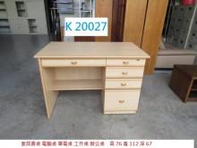 [8成新] K20027 套房書桌 電腦桌書桌/椅有輕微破損