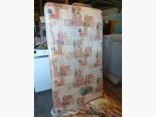 [9成新] 格紋3.5呎傳統床墊單人床墊無破損有使用痕跡