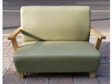 [95成新] 三合二手物流(精美雙人皮沙發)雙人沙發近乎全新