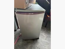 [8成新] 東元小鮮綠冰箱便宜賣冰箱有輕微破損
