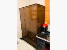 [8成新] 耐用古典木質衣櫃衣櫃/衣櫥有輕微破損
