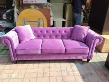 [全新] 3人座布沙發全新獨立筒座墊多件沙發組全新
