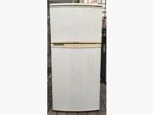 [7成新及以下] 東元 130公升二手雙門冰箱冰箱有明顯破損