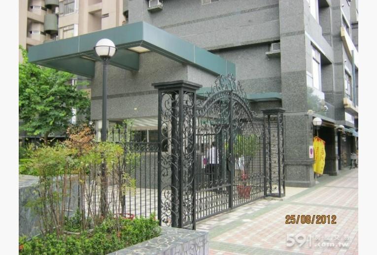 台北租屋,中正租屋,雅房出租,社區大門、管理室