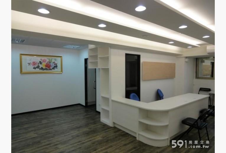 台北租屋,大安租屋,辦公出租,寬敞明亮的接待中心  超有質感