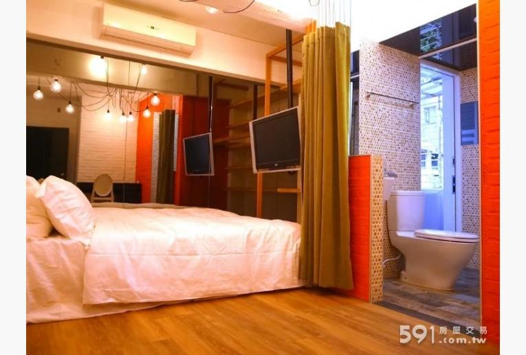 台北租屋,內湖租屋,獨立套房出租,採光通風良好的臥室空間