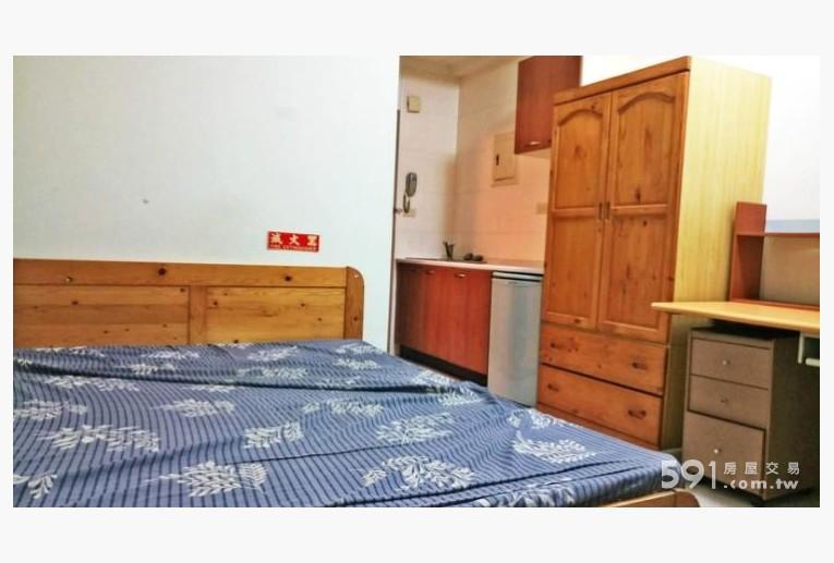 新竹租屋,芎林租屋,獨立套房出租,舒適雙人床