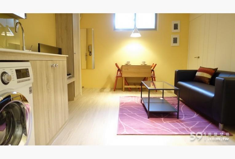台北租屋,中正租屋,整層住家出租,料理台附雙口電磁爐及水槽.洗脫烘