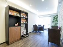 台北租屋,信義租屋,辦公出租,捷運站上方!2~3人景觀辦公室免費會議室