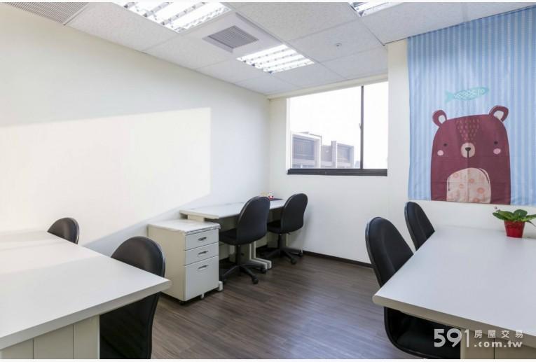 台北租屋,中山租屋,辦公出租,辦公室窗景,採光良好