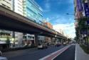 復興北路沿路U-Bike專用道