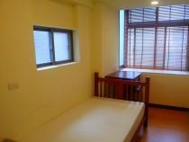 台北租屋,松山租屋,分租套房出租,南京復興捷運兄弟飯店邊間雙窗雅緻套房。