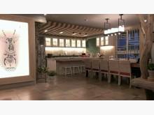 600萬頂級新店玉上園57坪開放餐廳