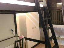台北租屋,文山租屋,獨立套房出租,萬隆/景美捷運套房$10800高腳床
