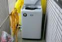 免費兩台 洗衣機使用