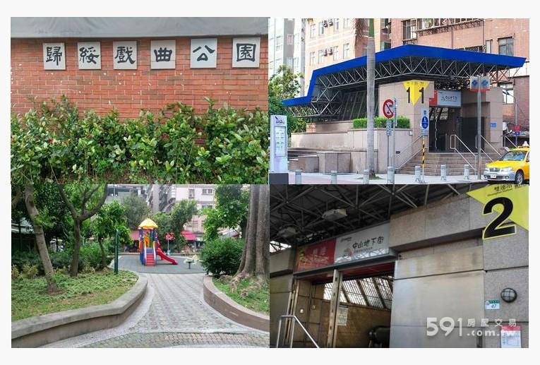 台北租屋,大同租屋,雅房出租,近雙連捷運站歸綏戲曲公園旁