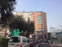 新竹投資置產金山街電梯店面12間陽台套房