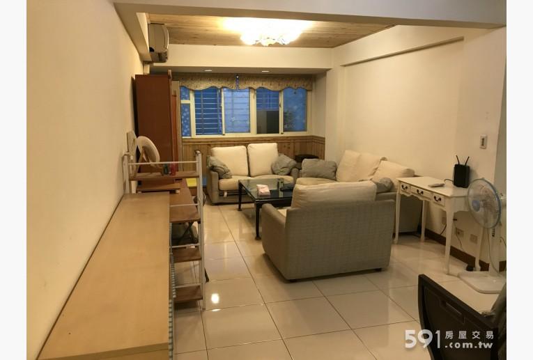 台北租屋,士林租屋,整層住家出租,開放式客廳