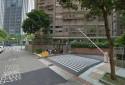 平面坡道車位 入口處24h警衛管