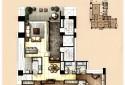 4房2廳3衛,79.66坪