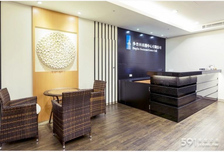台北租屋,中山租屋,辦公出租,千萬打造峇里島風格辦公環境