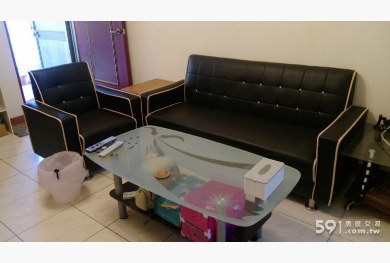 基隆租屋,中正租屋,整層住家出租,客廳-沙發及茶几