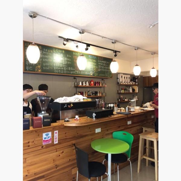 松山區溫馨咖啡廳