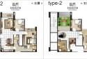 5房3廳3衛,42坪