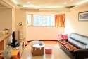 客廳寬敞明亮簡單樸素,面窗大格局
