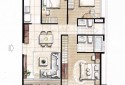 3房2廳2衛,36坪