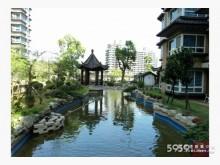 江南-稀有1樓小庭院裝潢戶、家具家電齊全