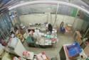倉庫備用廚房